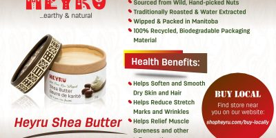 Health Benefits of Shea Butter