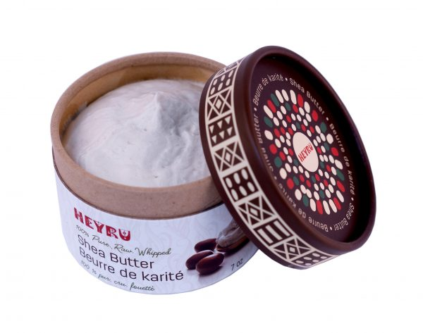Shea Butter 7oz SB101(Pure, Raw & Whipped)