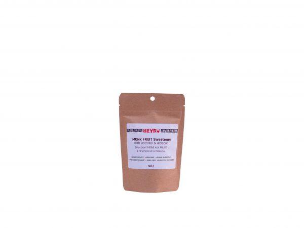 Monk Fruit Sweetener With Erythritol & Hibiscus